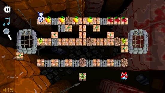 Snowy Puzzle Island - screenshot thumbnail
