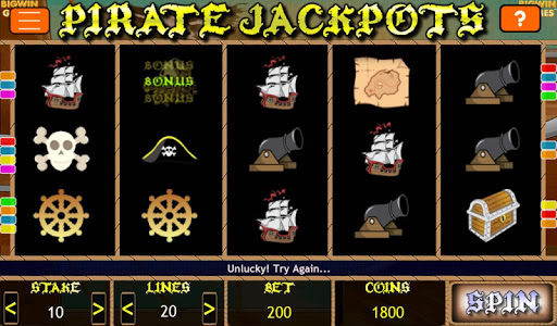 Pirate Jackpots HD Slot Pro