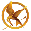 The Hunger Games Countdown logo