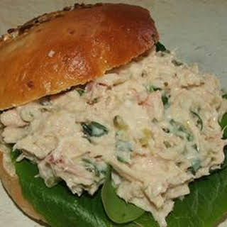 Quick Tuna Salad.