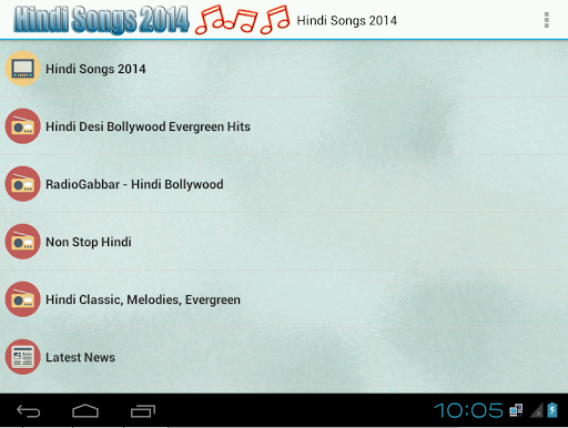 Hindi Songs Radio 2014