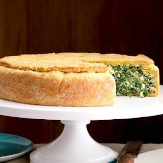 Go Greens! Italian Kale Pie Recipe..