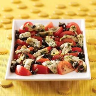 Artichoke Tomato Salad
