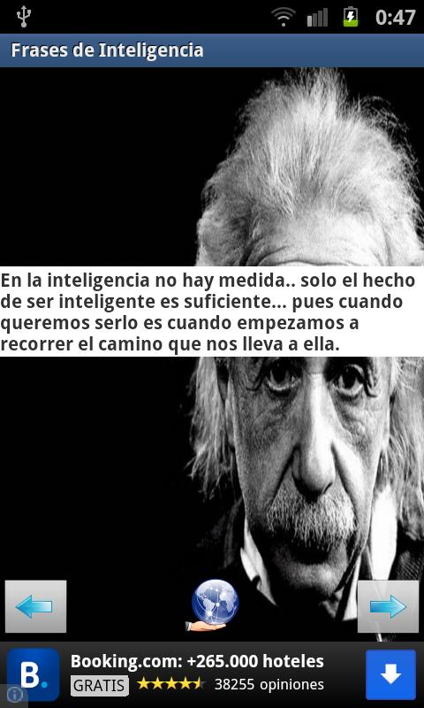 Frases de Inteligencia - screenshot