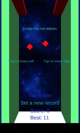 Cubefighter Recoil
