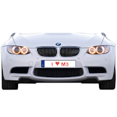 BMW M3 battery widget