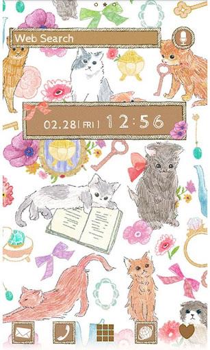 微眠小猫 for[+]HOME