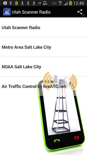 Utah Scanner Radio FREE