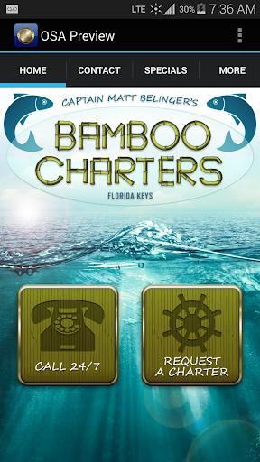 Bamboo Charters