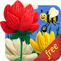 Flowers Live wallpaper Free icon