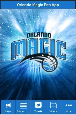 Orlando Magic Fan App