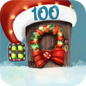 100 Doors Holiday icon