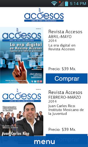 Revista Accesos