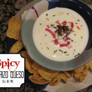 Spicy Chorizo Queso & Boys Will Be Boys!