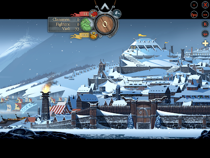 The Banner Saga - screenshot
