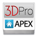 3DPro 2 HD Apex Nova ADW Theme v1.0