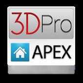 3DPro 2 HD Apex Nova ADW Theme