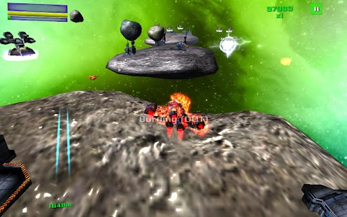 Galactic Run Screenshot 33