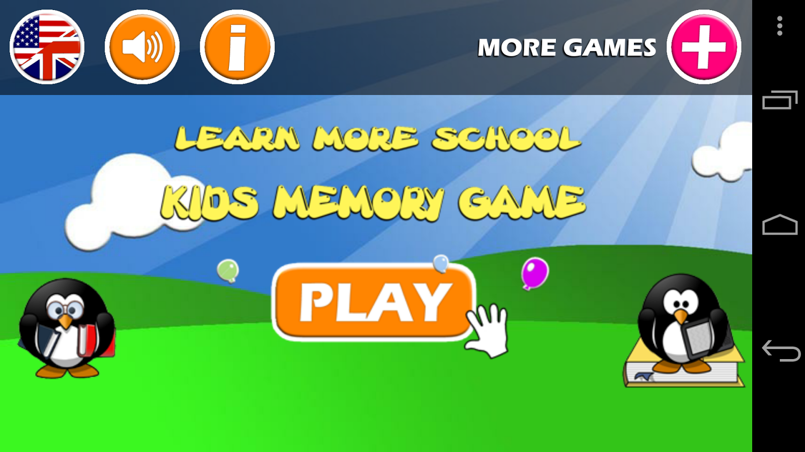 Kids Games - screenshot