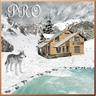 Winter In Chamonix 3D LWP PRO icon