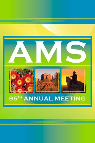 AMS 95th Annual Meeting