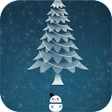 Snowman(GetJar) Locker theme icon