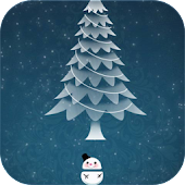 Snowman(GetJar) Locker theme