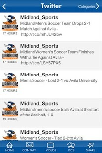 Midland University - screenshot thumbnail