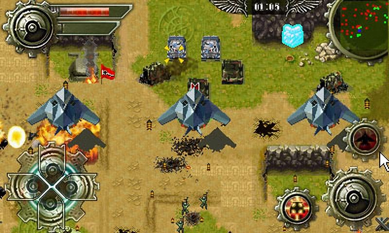 TANK WAR 2013- screenshot