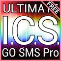 Rainbow ICS GO SMS Pro Theme icon