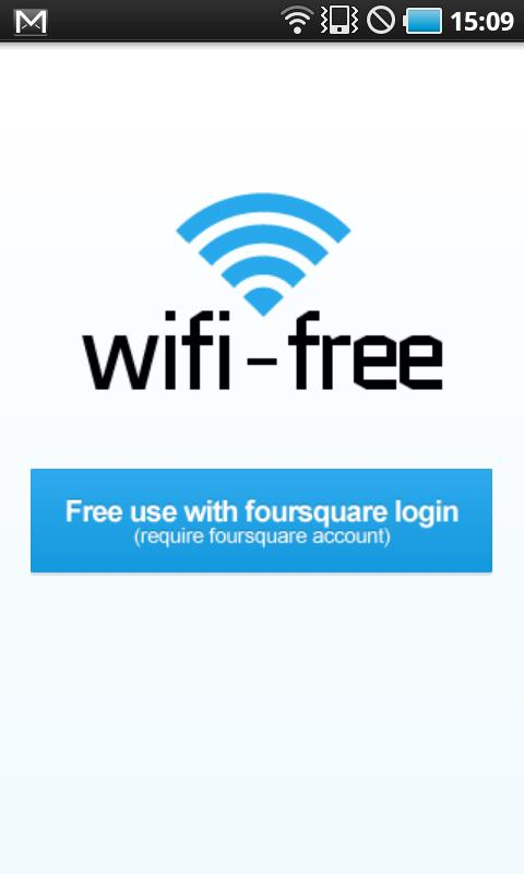 WiFi Free - screenshot