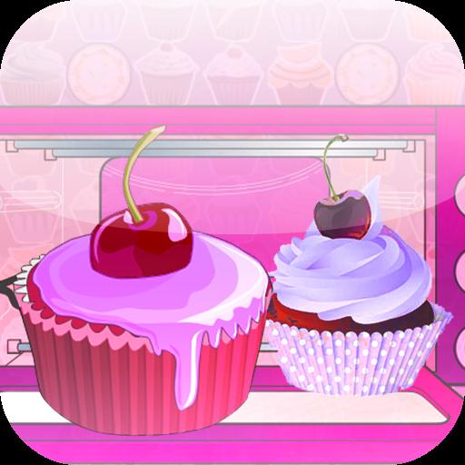 解谜のCupcake Pop LOGO-記事Game