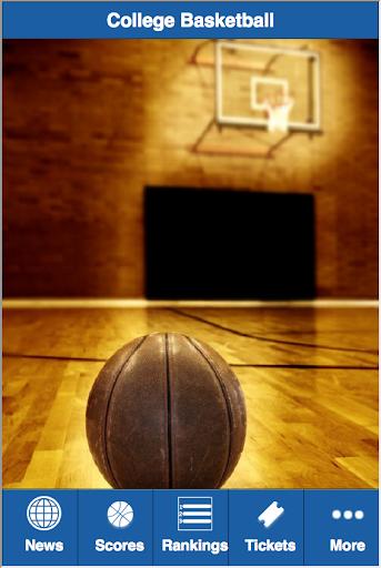 College Basketball - Big 12