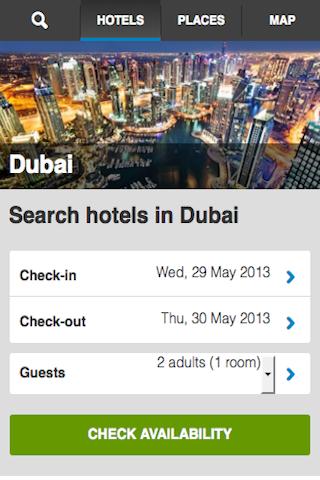 Dubai Hotels Booking Cheap