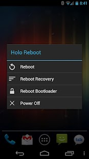 Holo Reboot - ROOT