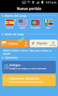 Apalabrados - screenshot thumbnail