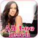 WWE AJ Lee iLock icon