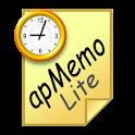 apMemo Lite – Graphic Notepad logo