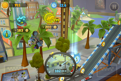 Small & Furious: RC Car Race Screenshot 1
