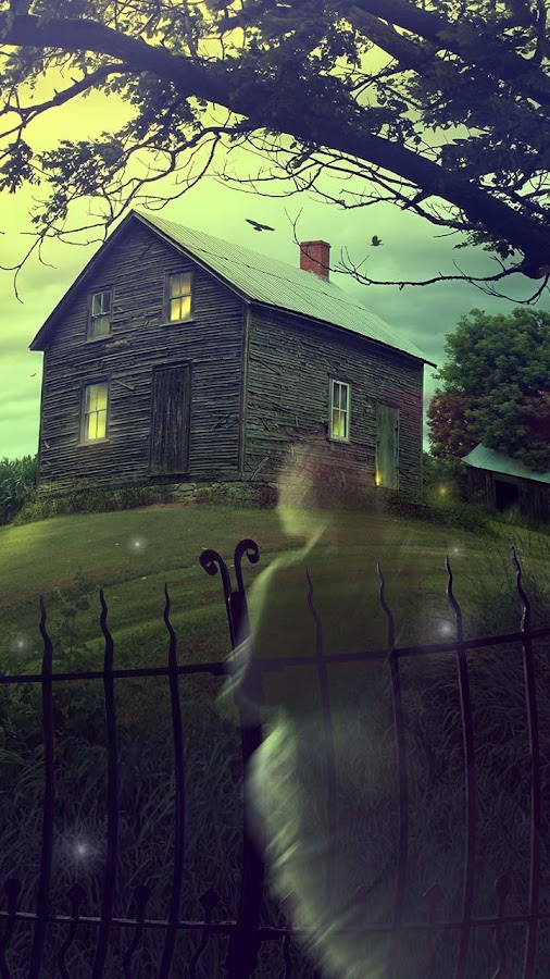 Haunted house live wallpaper android apps on google play for Wallpaper live home
