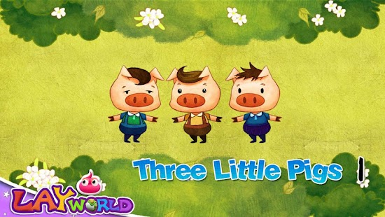 Three Little Pigs 1