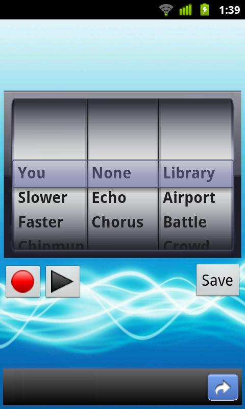 Best Voice Changer - screenshot