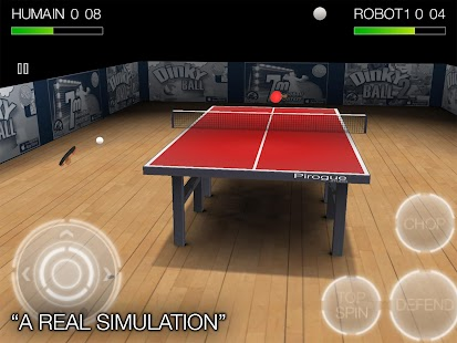 Pro Arena Table Tennis - screenshot thumbnail