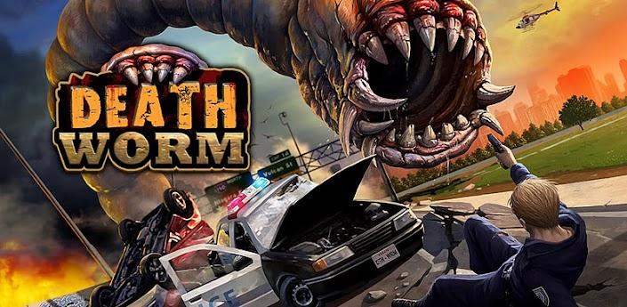 Скачать игру Death Worm (червь-убийца) для Андроид