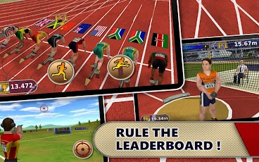 Athletic:Summer Sports Lets You Digitally Participate in Olympics | Android Game