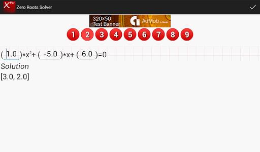 【免費教育App】Nullstellenberechnung-APP點子