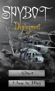 SpyBot: Deployment - screenshot thumbnail