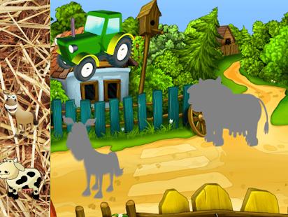 農場幼兒拼圖 教育 App-癮科技App