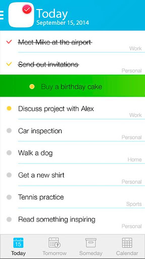 Organize:Pro Task Manager & To-Do List for iPhone on the App Store