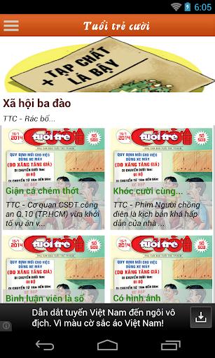 Tuoi Tre Cuoi Doc Bao TTC